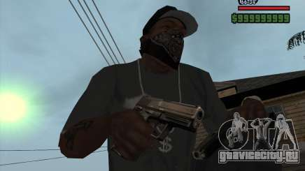 9mm x 19 для GTA San Andreas