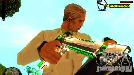 Новый Deagle для GTA San Andreas