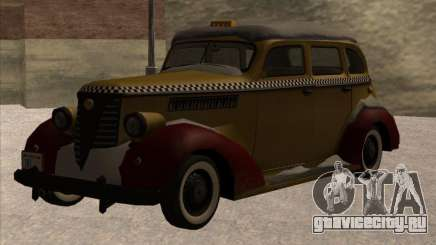 Shubert TAXI из MAFIA 2 для GTA San Andreas