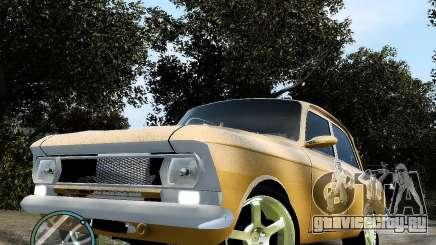 Moсквич 412 Street Racer [Alpha] для GTA 4
