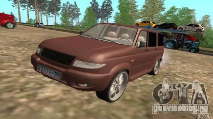 УАЗ Patriot для GTA San Andreas