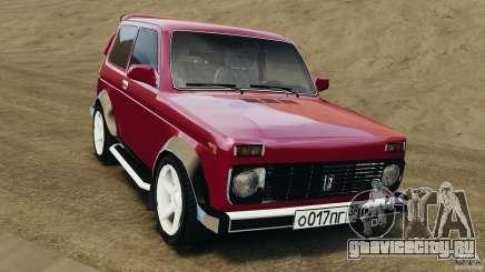 ВАЗ-21214 Нива (Lada 4x4) для GTA 4