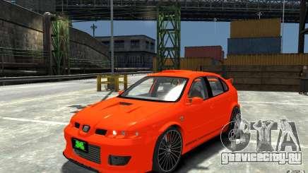 Seat Leon Cupra R для GTA 4