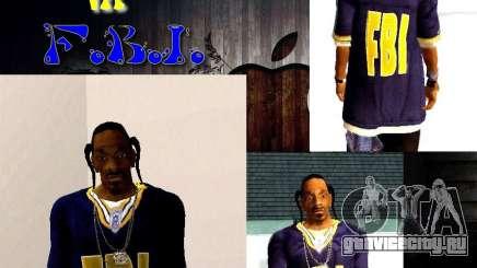 Snoop DoG в F.B.I. для GTA San Andreas