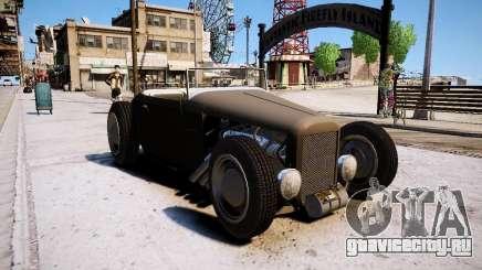 Roadster High Boy для GTA 4