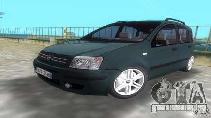Fiat Panda 2004 для GTA Vice City