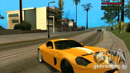 Shelby GR-1 для GTA San Andreas