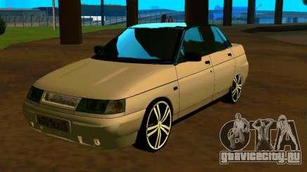 ВАЗ 2110 Tuning для GTA San Andreas