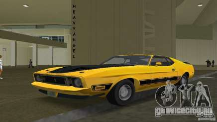 Ford Mustang 1973 для GTA Vice City