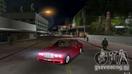 Bentley Arnage T 2005 для GTA Vice City