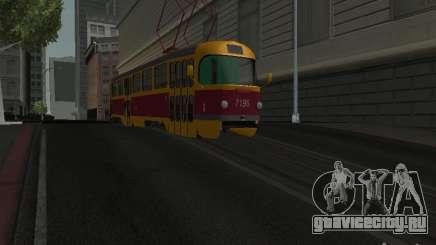Tatra T3 для GTA San Andreas