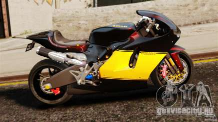 Ducati Desmosedici RR 2012 для GTA 4