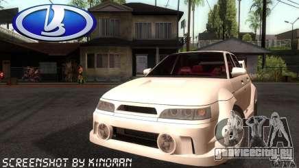 ВАЗ 2110 WRC для GTA San Andreas