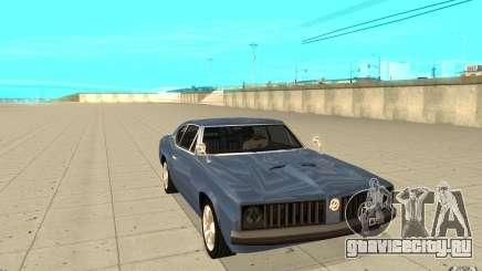 Stallion из GTA 4 для GTA San Andreas