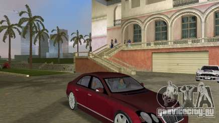 Maybach 57 для GTA Vice City