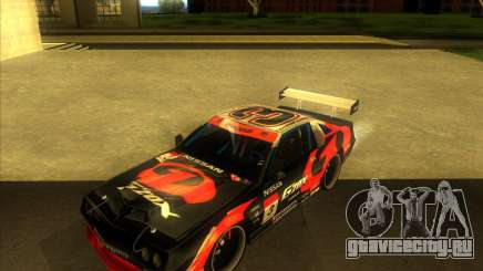 Buffalo D1 для GTA San Andreas