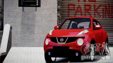 Nissan Juke для GTA 4