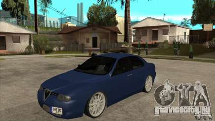 Alfa Romeo 156 Light Tune для GTA San Andreas