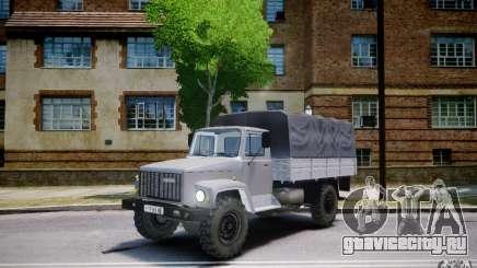 ГАЗ-3308 для GTA 4