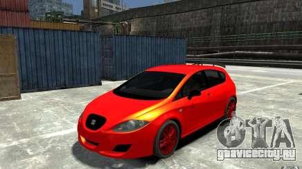 Seat Leon Cupra Light Tuning для GTA 4
