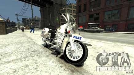 Police Bike для GTA 4