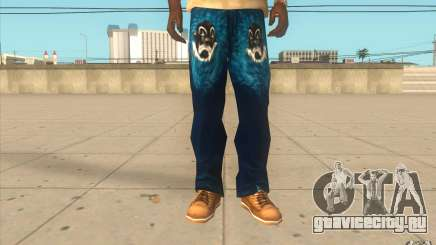 Remix-Evisu-Joker-Burberry Hose для GTA San Andreas