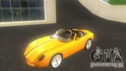 TVR Tuscan для GTA San Andreas