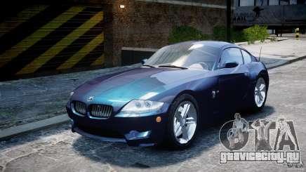 BMW Z4 V3.0 Tunable для GTA 4