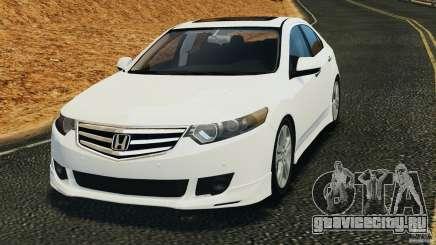 Honda Accord Type S 2008 для GTA 4