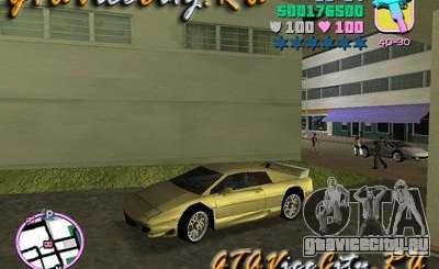 Lotus Esprit V8 v1.2 для GTA Vice City