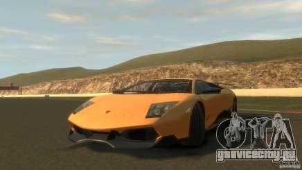 Lamborghini Murcielago VS LP 670 FINAL для GTA 4