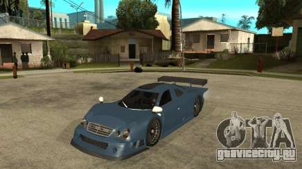 Mercedes-Benz CLK GTR race для GTA San Andreas