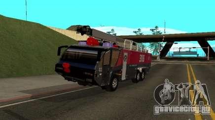 MAN Rosenbauer для GTA San Andreas