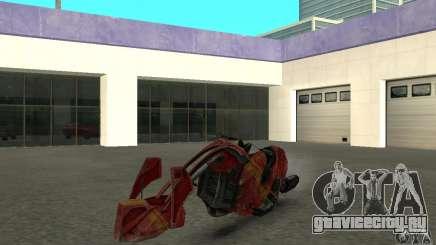 Новый байк из Star Wars для GTA San Andreas