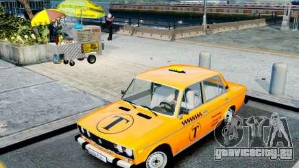 ВАЗ 2106 Такси для GTA 4