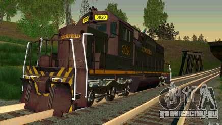 Clinchfield sd40 для GTA San Andreas