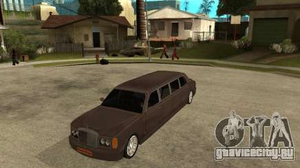 Rolls Royce Silver Seraph для GTA San Andreas