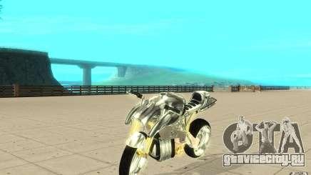 New NRG Chrome version для GTA San Andreas