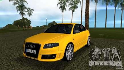 Audi RS4 для GTA Vice City