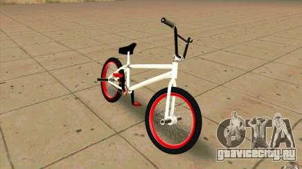 Новый BMX для GTA San Andreas