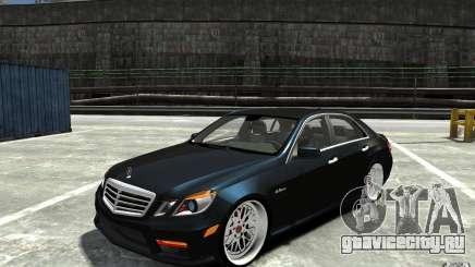 Mercedes Benz E36 AMG 2010 для GTA 4