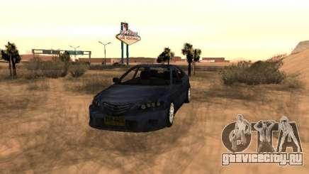 Mazda 6 Sport для GTA San Andreas