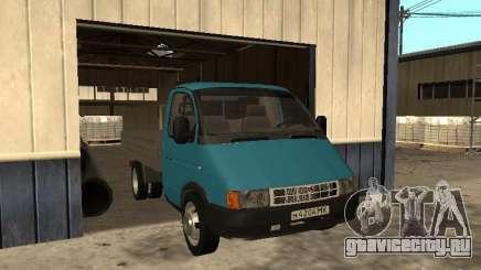 ГАЗ 33021 для GTA San Andreas