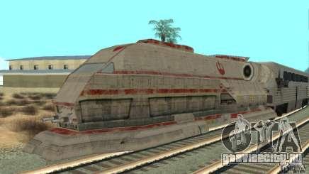 Хороший поезд Star Wars для GTA San Andreas