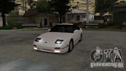 Nissan 240SX (stock) для GTA San Andreas