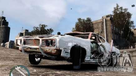 Flatout Shaker IV для GTA 4