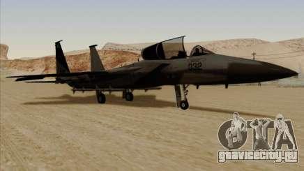 F-15C для GTA San Andreas
