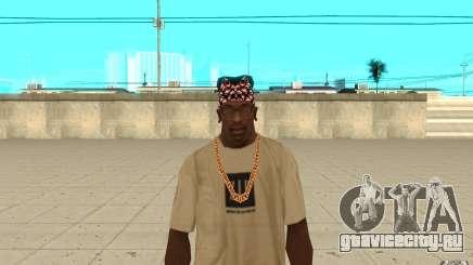 Бандана superman для GTA San Andreas