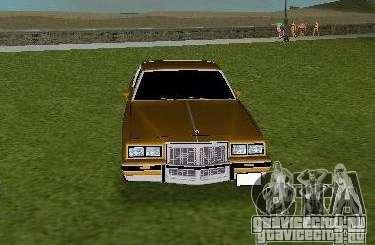Pontiac Grand Prix для GTA Vice City