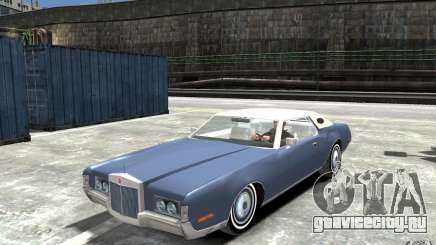Lincoln Continental Mark IV 1972 для GTA 4